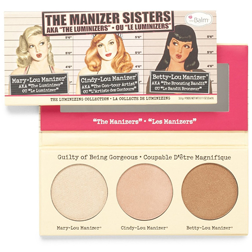 DEAL 130 manizer sisters contour the balm remastered huda beauty naked 3 brushes